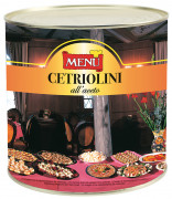 Cetriolini all'aceto - Gherkins