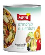 Armonia di Verdure (Harmonie de légumes)