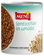 Lenticchie in umido (Lentejas estofadas)