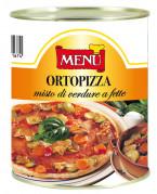 Ortopizza - Ortopizza Mix of Vegetables
