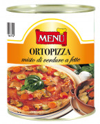 Ortopizza - Ortopizza Mix of Vegetables