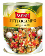 Tuttocampo (senza mais) - Tuttocampo Vegetables (without sweet corn)