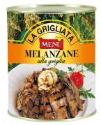 Melanzane alla griglia - Grilled Aubergines