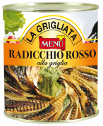 Radicchio rosso alla griglia - Grilled Red Radicchio