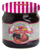 Salsafragola all'aceto balsamico di Modena I.G.P. - Salsafragola Strawberries with Balsamic Vinegar of Modena PGI