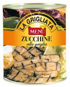 Zucchine alla Griglia (Calabacines a la parrilla)