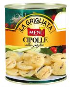 Cipolle alla griglia - Grilled Onions