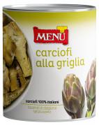 Carciofi alla griglia - Grilled artichokes