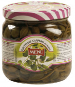 Frutto del Cappero all'aceto - Pickled Caper Berries