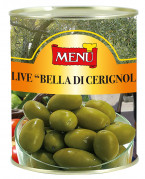 Olive «Bella di Cerignola» (Aceitunas «Bella di Cerignola»)