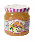 Salsa di Pere e zenzero – Pear and ginger sauce