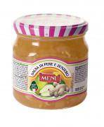 Salsa di Pere e zenzero (Sauce aux poires et au gingembre)