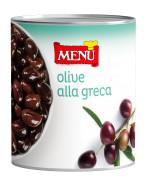 Olive «alla greca» (Aceitunas a la griega)