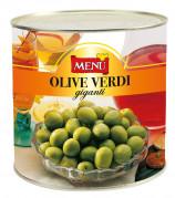 Olive verdi giganti (Aceitunas vedes gigantes)