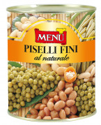 Piselli fini lessati - Boiled Baby Peas