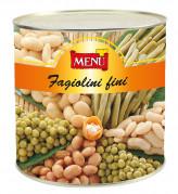 Fagiolini fini lessati (Judías verdes finas cocidas)