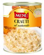 Crauti al naturale – Sauerkraut naturally preserved