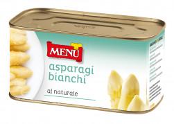 Asparagi bianchi lessati (Espárragos blancos cocidos)
