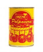 Polpavera taglio grosso (Grob geschnittenes Tomatenfruchtfleisch)