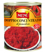 Doppio concentrato di pomodoro – Double concentrate tomato paste