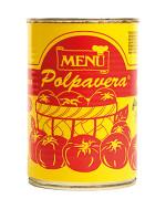 Polpavera fine – Fine Cut tomato pulp in aseptic technology