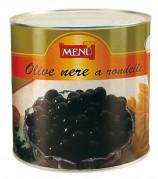 Olive nere a rondelle (Aceitunas negras en rodajas)