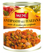 Antipasto all'italiana (Entrante «a la italiana»)