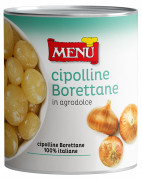 Cipolline in agrodolce - Sweet and Sour Borettana Baby Onions