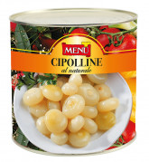 Cipolline al naturale – Baby Onions naturally preserved