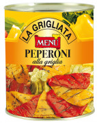 Peperoni alla griglia - Grilled Peppers