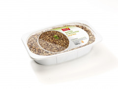 Quinoa e lenticchie  express - Ready‐to serve quinoa and lentils