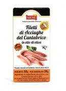 Filetti di Acciughe del Cantabrico - Cantabrian Anchovy fillets