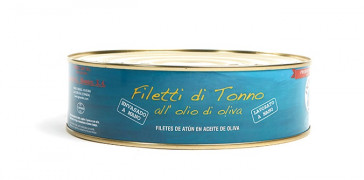 Filettone di Tonno Dorita - Skipjack Tuna Fillet
