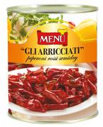 """""""Gli Arricciati"""" - """"Gli Arricciati"""" Semi-dry Red Peppers"""