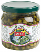 Capperini in olio extra vergine di oliva - Small Capers in Extra-virgin olive oil