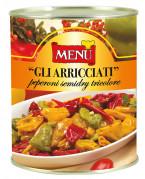 """""""Gli Arricciati"""" - """"Gli Arricciati"""" Semi-dry Tricolour Peppers"""