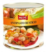 Antipasto Rustico (Rustikale Gemüse-Vorspeise)