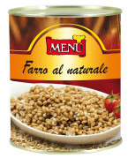 Farro lessati (Espelta cocida)