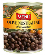 Olive Nostraline denocciolate (Olives Nostraline dénoyautées)