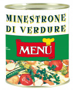 Minestrone di verdure - Vegetable Minestrone