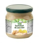 Hummus di ceci bio (Hummus de garbanzos biológicos)