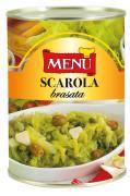 Scarola brasata (Escarola braseada)