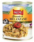 Gransalsa di melanzane (Gransalsa d'aubergines)