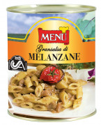 Gransalsa di melanzane - Gransalsa sauce with aubergines