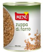 Zuppa di farro - Spelt Soup