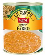 Zuppa di Farro (Sopa de espelta)