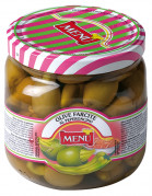 Olive farcite al chilli pepper - Stuffed Olives with Chilli Pepper