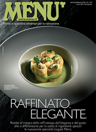 Rivista Menù 108 - January/March 2019