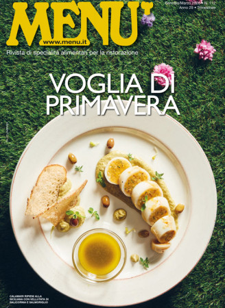 Rivista Menù 112 - January/March 2020