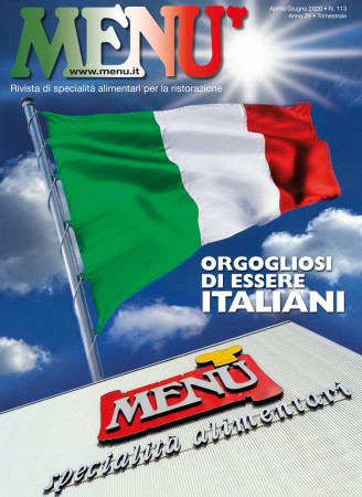 Rivista Menù 113 - April/June 2020